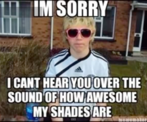 niall horan, funny, and one direction image