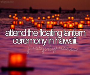 beforeidie, floating, and lantern image