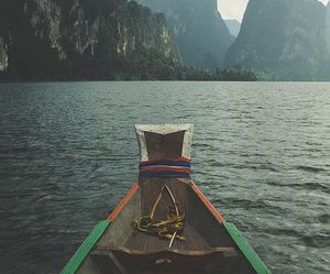 travel, boat, and nature image