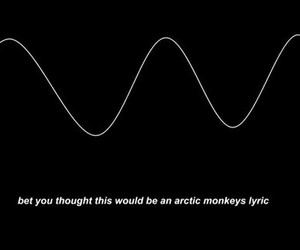 arctic monkeys, Lyrics, and grunge image
