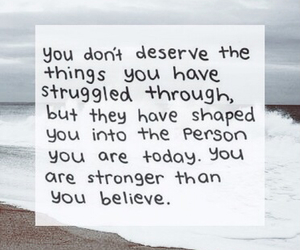 beach, quotes, and recovery image