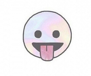 funny face, random, and emojis image