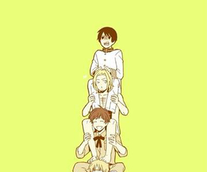 hetalia, anime, and prussia image