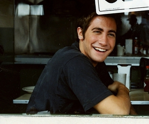 jake gyllenhaal, smile, and boy image