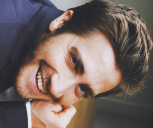 jake gyllenhaal, boy, and smile image