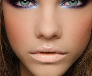 makeup, barbara palvin, and eyes image
