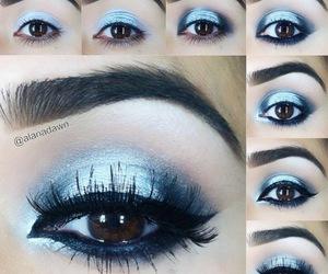 makeup, diy, and beauty image