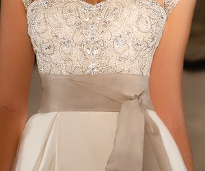 bridal gown, gown, and fashion image