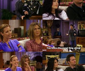 friends and tv show image