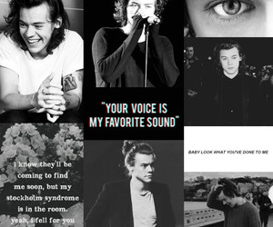 black and white and one direction image