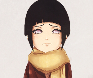 anime, beautiful, and hinata image