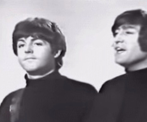60s, b&w, and band image