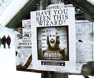 harry potter, sirius black, and wizard image