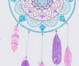 Dream, dream catcher, and peace image