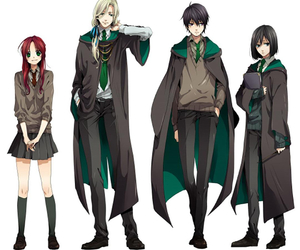harry potter, snape, and regulus black image