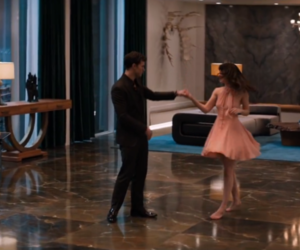 fifty shades of grey, dance, and christian grey image