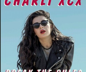 break the rules, music, and charli xcx image