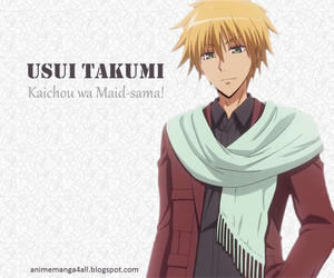 anime and usui image