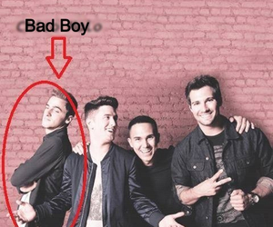 bad boy, funny, and kendall schmidt image