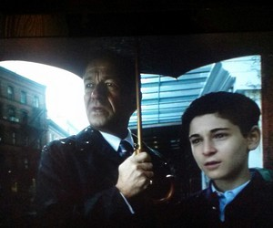 Alfred, batman, and Gotham image