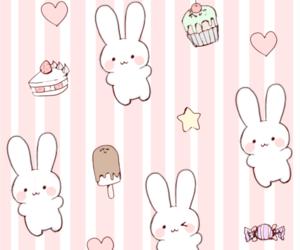 cute, wallpaper, and kawaii image