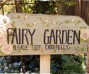 fairy sign image