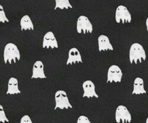 ghost, wallpaper, and cute image