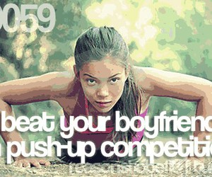competition, fit, and healthy image