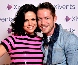 sean maguire, ouat, and lana parrilla image