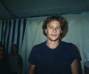 heath ledger and rest in peace image