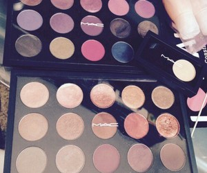 eyeshadow, mac, and makeup image