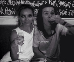 jarry, jade thirlwall, and Harry Styles image