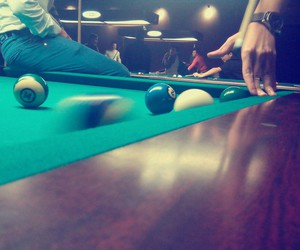 billiard, yes, and edit image