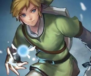 link, navi, and the legend of zelda image