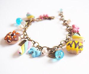 bow, bracelet, and diy image
