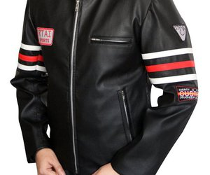 celebrity, jacket, and winters image