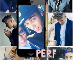 Collage, justin, and bieber image