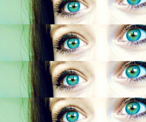 beauty, eyes, and me image