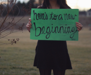 girl, quote, and beginning image