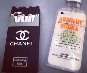 chanel and vodka image