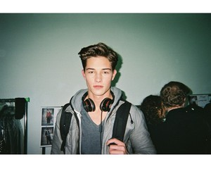 boy, Francisco Lachowski, and hipster image
