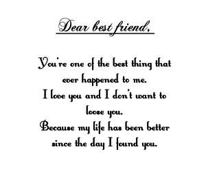 love and friend image