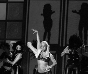 britney spears, 2007, and blackout image