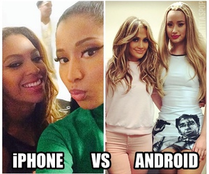 funny, Jennifer Lopez, and nicki minaj image