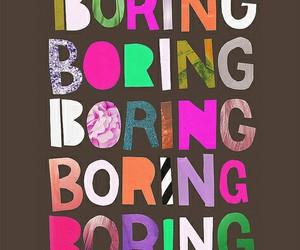 boring image