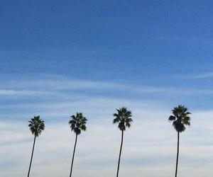 sky, summer, and beach image