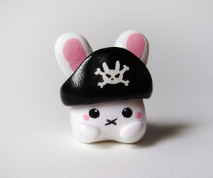 fimo, pirate, and cute image