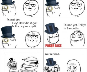 funny, hilarious, and troll image