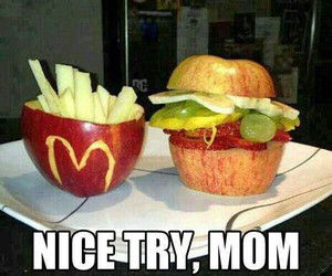 big mac, delicious, and McDonald's image