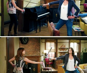 how i met your mother, himym, and lily aldrin image